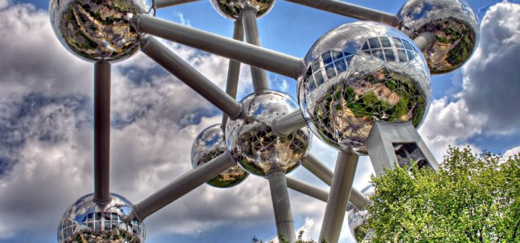 Image result for Atomium belgium
