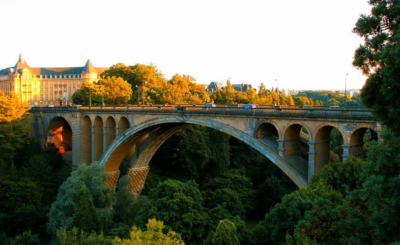 adolphe bridge luxembourg