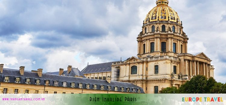 Điện Invalide Paris