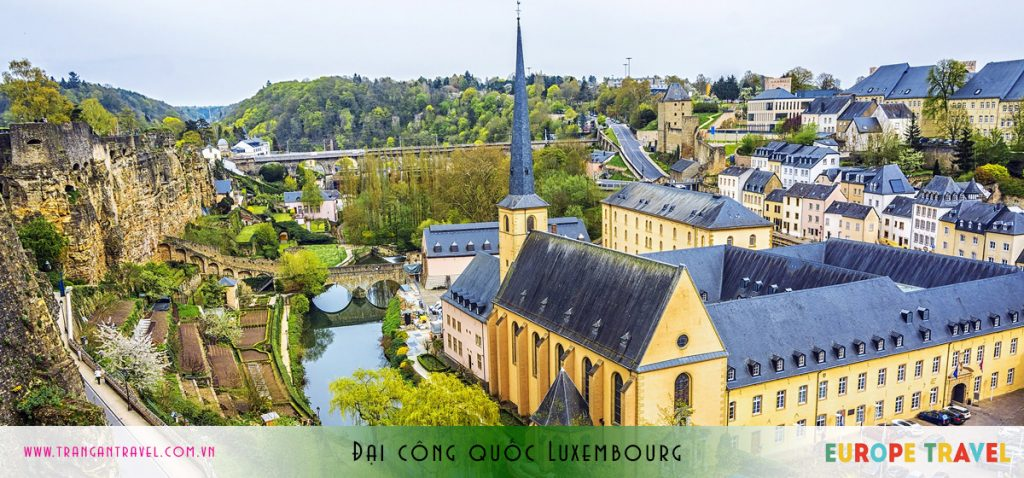 Công quốc Luxembourg