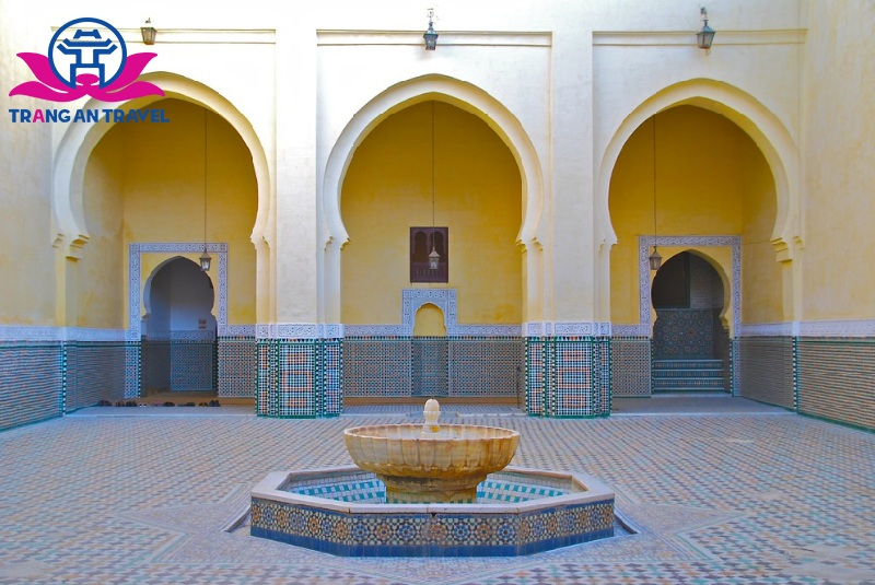 Lăng Moulay Ismail